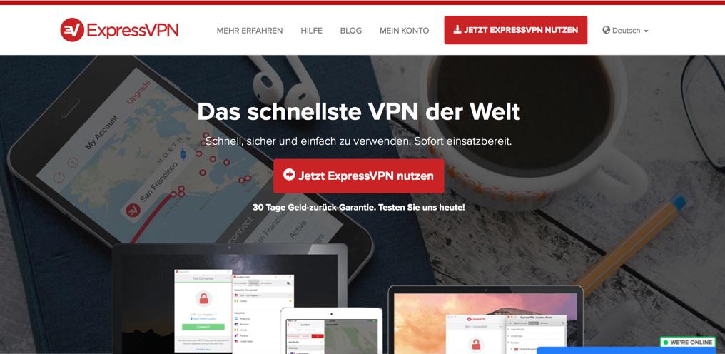 Bestes VPN Deutschland