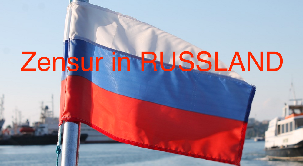 Russland VPN, Proxy, Internetzensur