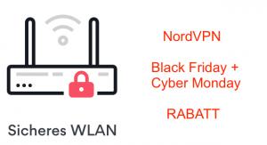NordVPN Black Friday 2017 Rabatt und Gutschein November bis Dezember 2017