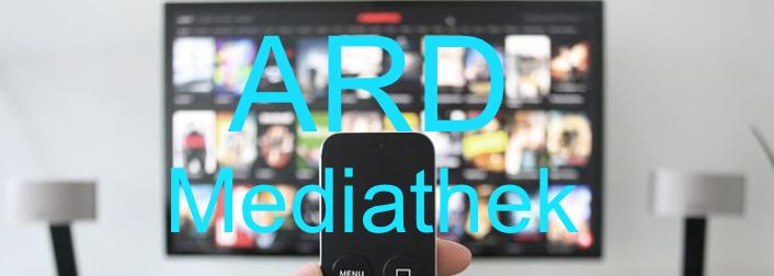ARD livestream und ARD mediathek im Ausland sehen, schauen, empfangen