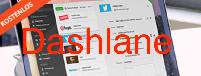 Dashlane Passwort Manager Erfahrungen Test