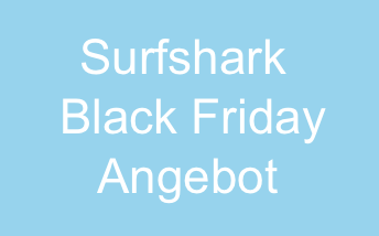 Surfshark Gutschein Black Friday