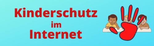Schutz der Kinder im Netz