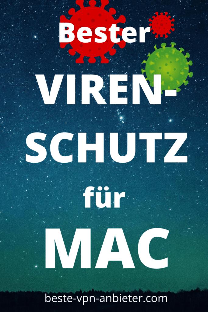 Bester Virenschutz für MAC