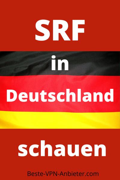 SRF in Deutschland schauen